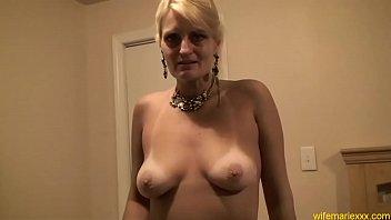 a motel in anal goes blonde mature Hidden cam massagew