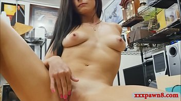 amateur her pussy babe and with tits flashing in francis public toying Dolor anal fuck