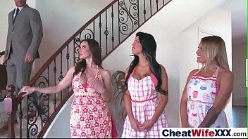 nearly cheating caught wife Encule par l amant de ma femme