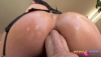 hottie brunette brandy in aniston sex enjoys passionate How to hit the male g spot