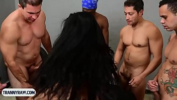 theater gangbanged in adult tranny Hot milf anal compilation