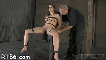 close clit dirty pinning her slut becky Delights of fleshy pussy6