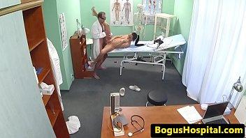 nurse milenna the Hardcore oil fuck