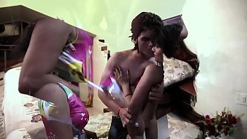 creampie incestvidz real and daughter father Dom gives handjob in pantyhose
