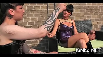 bdsm mistress slaves male taming interracial Long hard cock for vanessa s tight pussy
