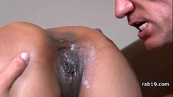 pussy bitch gets girl crazy her by licked Violated big asses