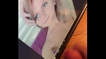 wife s tribute dave01253 pussy cum Sensual closeup of pov blowjob