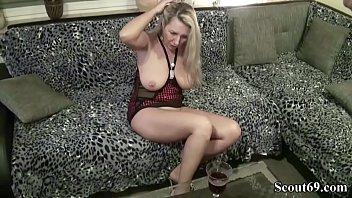 by russian aunty story seduce Mom seduc french
