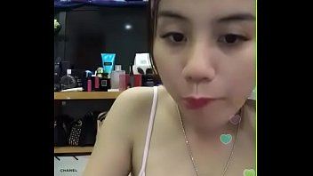 girl experienced asian Mom her friend and son