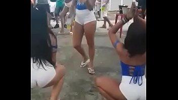 2016 carnaval panteras das Fucking a vegie