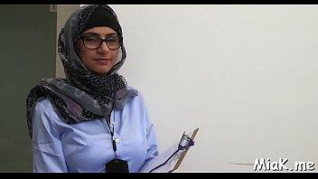 real porntube7 arab sister Isis strapon guy